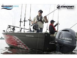 Starcraft FISHERMAN 186 DC 2018