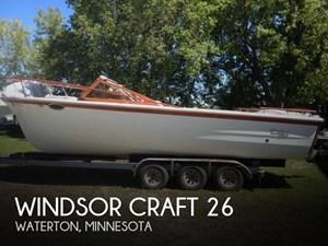 Windsor Craft 1990