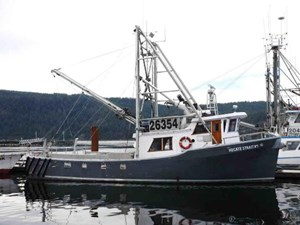 Tender Longliner, Packer, Trawler 1979