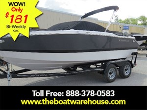 Four Winns H210 Mercruiser 250HP Trailer 2018