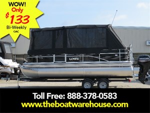 Lowe Boats SS210 Mercury 115HP Trailer Full Enclosure Tri-... 2017