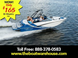 Glastron GTS 205 Mercruiser 250HP Wake Tower Trailer Ext... 2018