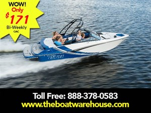 Glastron GTS 205 Mercruiser 250HP Trailer Wake Tower Ext... 2018