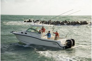 Boston Whaler 315 Conquest 2018