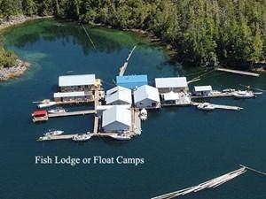 Fishing Lodge Float Camp 2000