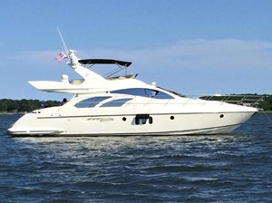 AZIMUT 55 Evolution Flybridge 2004