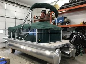 Sweetwater Sweetwater 1680 Cruise - Metallic green 2018