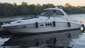 Sea Ray 390 Sundancer 2011