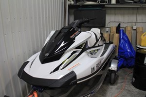 YAMAHA WAVE RUNNER CRUISER 2017
