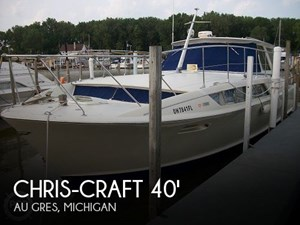 Chris-Craft 1970