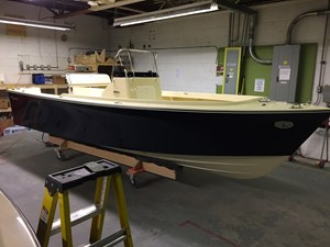 Rossiter 17' Center Console 2017