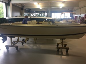 Rossiter 14' Dual Console 2017