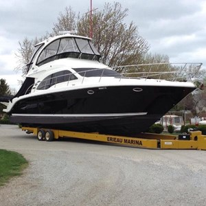 Sea Ray 520 Sedan Bridge 2011