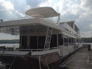 Horizon Luxury Houseboat 97 2010