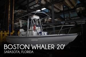 Boston Whaler 1998
