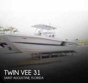 Twin Vee 2017