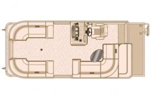 Sylvan 8522 Cruise SG 2018