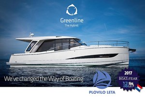 Greenline 39 Hybrid 2018