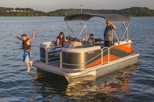 SunCatcher Pontoons by G3 Boats V16 C 2017