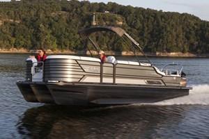 SunCatcher Pontoons by G3 Boats Elite 324SS 2018