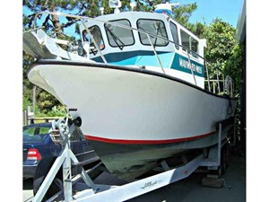 Custom Sport Fishing, Dive, Work Boat 1998