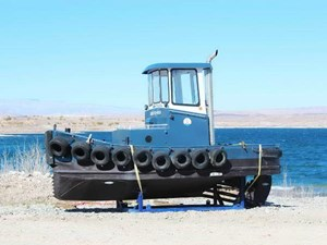 Tugboat Log Bronc Mini Tug 2010