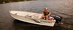 Alumacraft V16 Utility Boat 2018