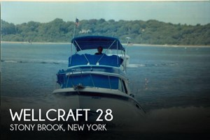 Wellcraft 1985