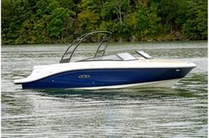 Sea Ray SPX 230 2018