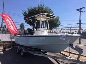 Boston Whaler 190 Outrage 2018