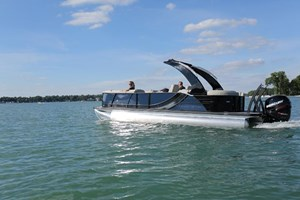 SOUTH BAY PONTOONS 723CPTR 2.0 / 152$/sem 2018