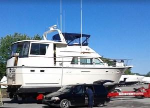 Hatteras Yachts 43 Motoryacht 1985
