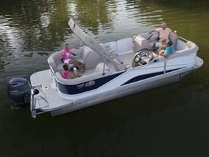 SunCatcher Pontoons by G3 Boats V322 RC 2018