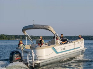 SunCatcher Pontoons by G3 Boats X322 RC 2018