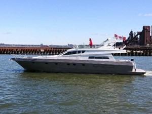 Ferretti Yachts 185 1994