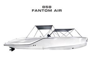 Frauscher 858 Fantom Air 2018