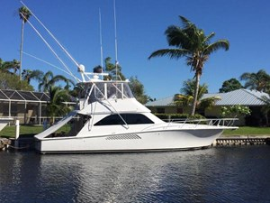 Viking Yachts 2003 48 Convertible 2003