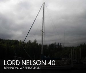 Lord Nelson 1981