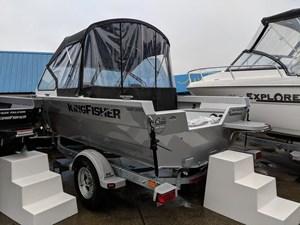 KingFisher 1625 Falcon 2018
