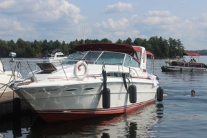 Sea Ray 340 Sundancer 1988