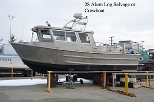 Crewboat Log Salvage 2005