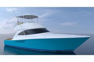 Viking Yachts 44 Convertible 2019
