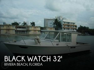 Black Watch 1986