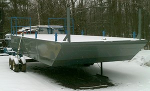 12' x 24' Steel Barge 2017