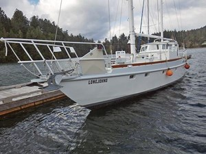 Custom Pilothouse Ketch 2002