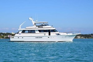 HATTERAS Motor Yacht 1991