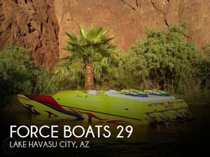 Force Boats 2004