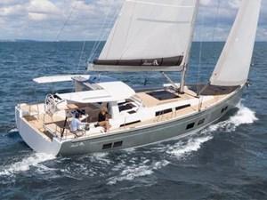 2021 Hanse Yachts 588