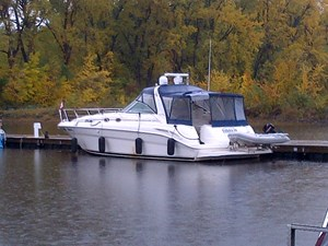 Sea Ray 410 express 2001