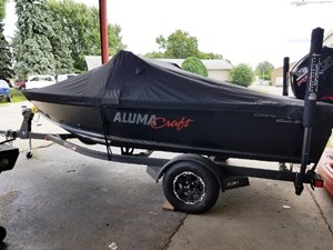 Alumacraft 175 Sport 2018